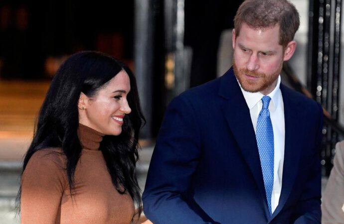 Harry and Meghan to make final appearances as senior British royals – ITV