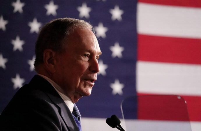 Bloomberg in South Carolina: Not on the ballot and not liked – poll