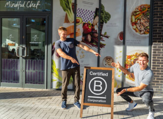 PROUD TO BE A B CORP. But what exactly does that mean?