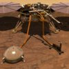The InSight lander shows active faults in the planet's crust