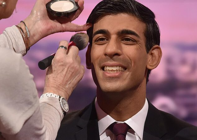 Rishi Sunak vows to end patchy phone reception and slow broadband in rural areas with £1bn 4G deal