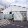 Westminster mortuary is expanded to cope with a surge of coronavirus victims
