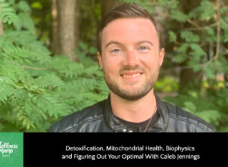 321: Detoxification, Mitochondrial Health, Biophysics, and Figuring Out Your Optimal With Caleb Jennings