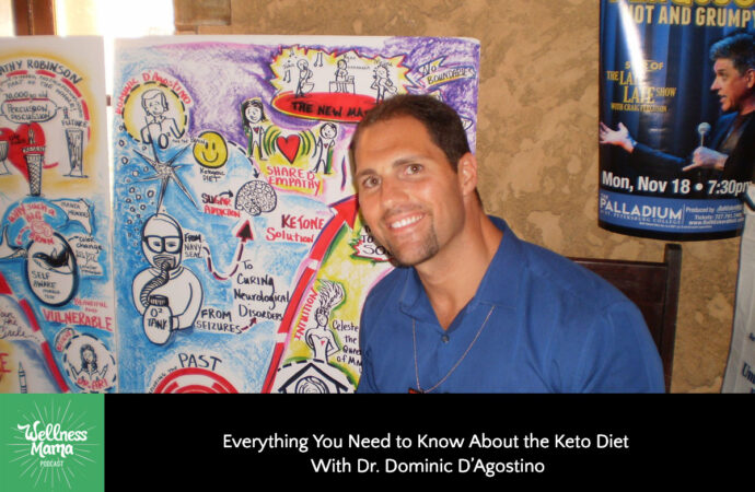Dr. Dominic D'Agostino on Everything You Need to Know About Keto