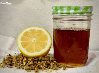 Homemade Cough Syrup Recipe | Wellness Mama