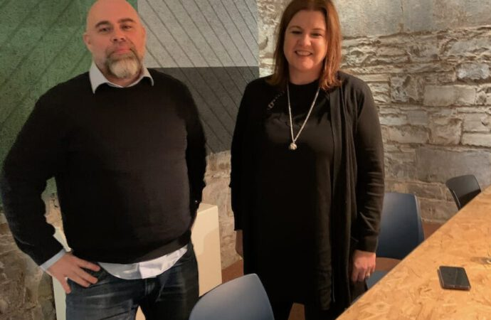 Jason Adams and Michelle McDaid appear on this episode of the Irish Tech News podcast