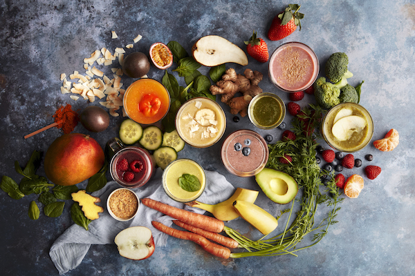 NEW Smoothies have arrived + perfect pairings to mix them up