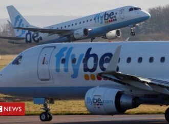 Collapsed Flybe tells passengers not to travel to airports
