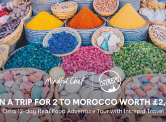 WIN two spots on a Moroccan Real Food Adventure Tour