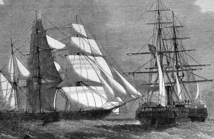 Royal Navy sailors were appalled by conditions on slave ships, but those they 'rescued' rarely experienced true freedom