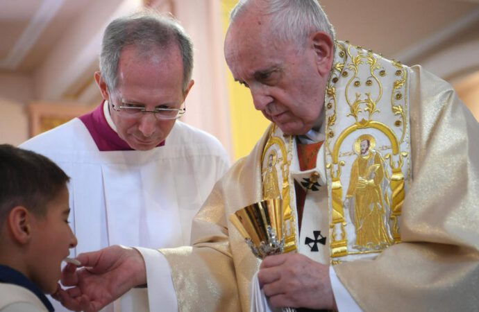 Will Catholics and Protestants ever heal their rift over Communion?