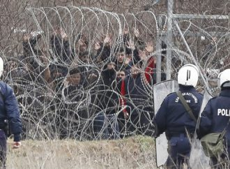 Tensions mount at Greek border with Turkey amid contested history of migration in the Aegean
