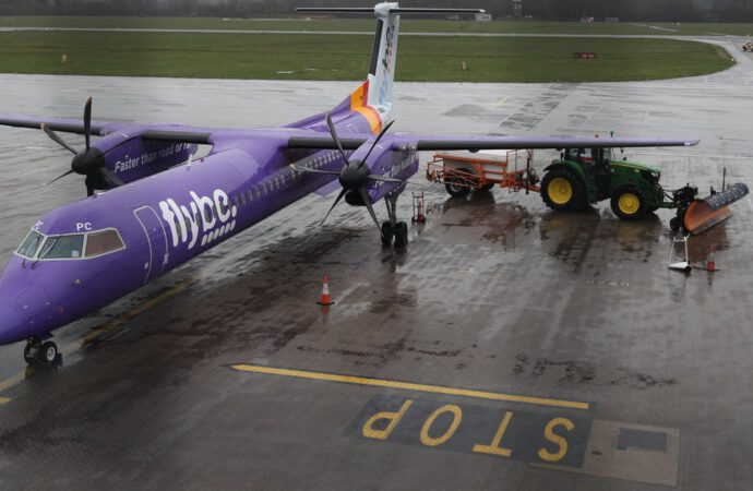 could it be time for a government-backed regional airline?