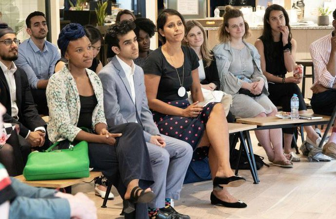How UK VCs help startups with diversity and inclusion   Startups