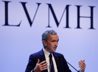 Louis Vuitton owner to make hand sanitiser at perfume factories amid risk of France shortages