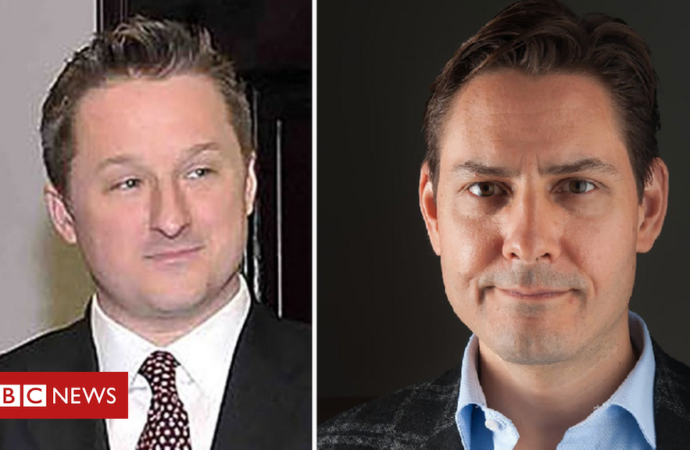 Michael Kovrig and Michael Spavor: Canada renews calls for China to release charged pair