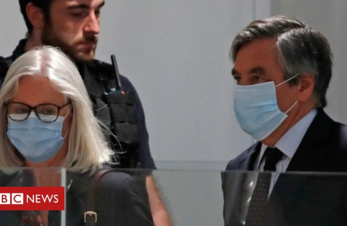 'Fake jobs': French ex-PM François Fillon and wife guilty