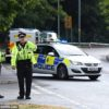 Man, 59, who was shot by police while being arrested in Wiltshire is charged with range of offences