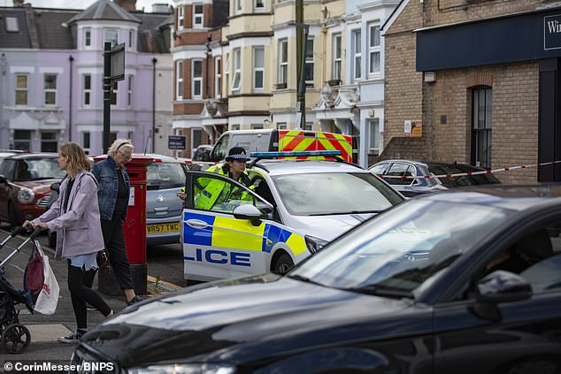 Detectives launch murder investigation after man, 46, is stabbed to death seaside knife attack