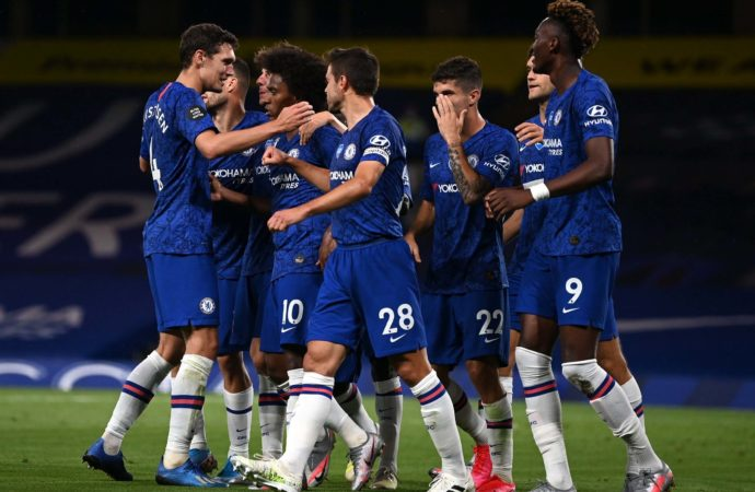 Chelsea vs Man City result: Christian Pulisic lands final blow to hand Liverpool first Premier League title