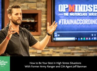 Being Your Best in High Stress Situations With Jeff Banman