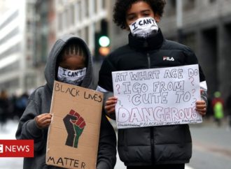 'I want my children to be proud they're black'