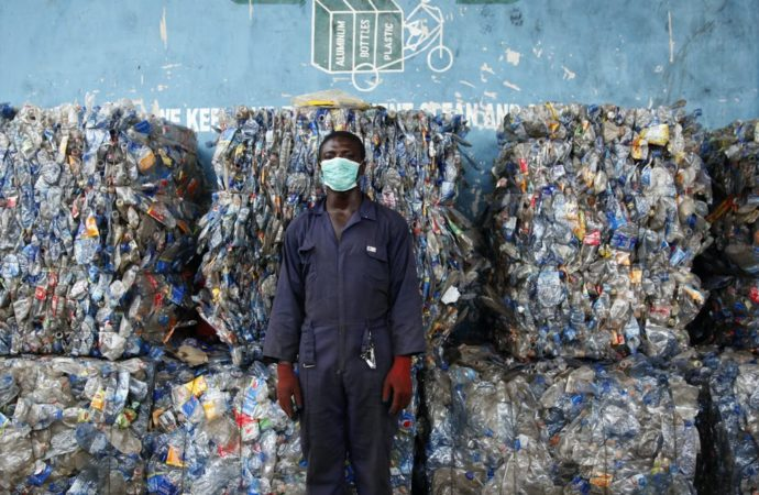 Why the pandemic could slash the amount of plastic waste we recycle