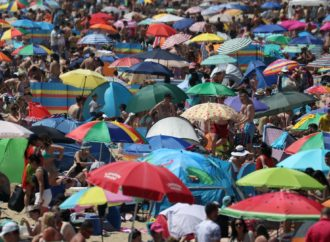 Climate change:40°C summer temperatures could be common in UK by 2100