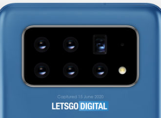 Samsung Galaxy S30 could offer six tilting cameras for super panoramas