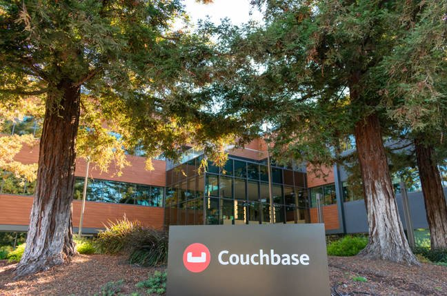 You must talk about NoSQL DBaaS club. And Couchbase is in • The Register