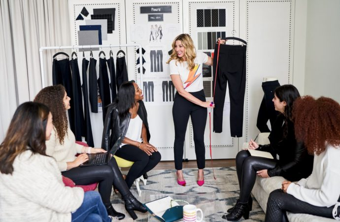 Spanx Founder Sara Blakely's Guide to Surviving Anything