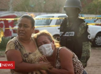 Mexican drug rehab centre stormed by gunmen