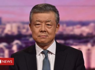 Hong Kong: Chinese ambassador warns UK over 'interference'