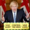 Boris Johnson begs public to behave when pubs reopen TOMORROW