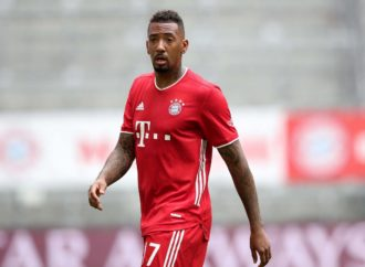 Jerome Boateng calls for players to take the knee in Champions League to keep fighting racism