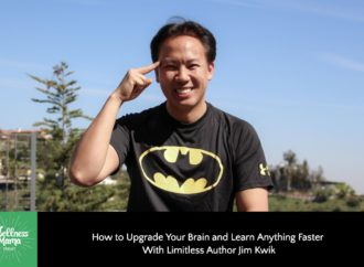 Learn Anything Faster With Limitless Author Jim Kwik