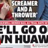 Newspaper headlines: UK goes 'our own Huawei' and masks in the office