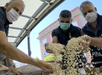 How smugglers are shifting staggering amounts of contraband despite the pandemic