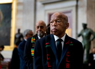 John Lewis: Civil rights icon and longtime congressman dies