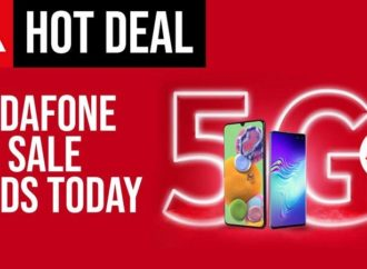 Vodafone 5G Sale Ends Today: Up to £672 off 5G Galaxy S10 and Note 10+