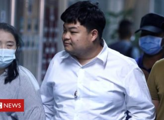 Thai protests: Student leader Parit Chiwarak arrested on sedition charges