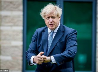 Over 50s could face stay at home order in 'nuclear plans' drawn up by Boris Johnson