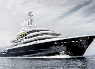 Ex-wife of Russian billionaire foiled in attempt to get superyacht