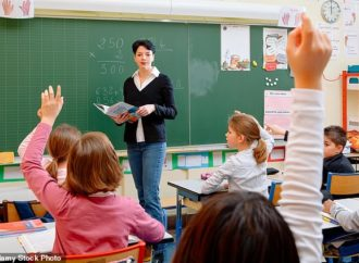 Teachers are far more likely to spread Covid than children says leading scientist