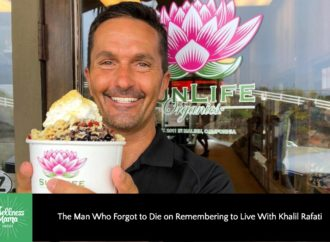 Khalil Rafati on Remembering How to Live
