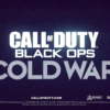 Call of Duty Black Ops: Cold War confirmed – watch the chilling teaser trailer here