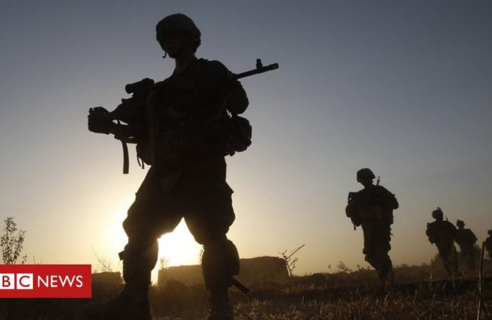 Did UK Special Forces execute unarmed civilians?