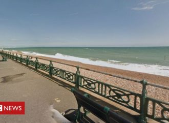 Search for kayaker missing in sea off Brighton coast