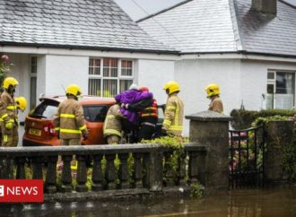 Storm Francis: Nichola Mallon 'committed to Newcastle flood scheme'