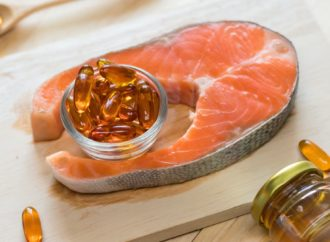 protein linked to omega-3 fatty acids shows promise